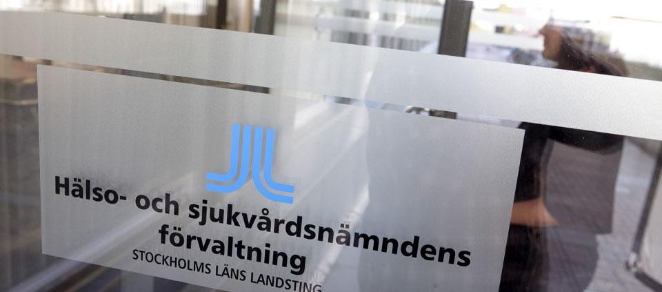 forvalt 960x423 - Hälso- och sjukvårdsförvaltningen i Stockholms läns landsting utrustar med den mobila upphängningsanordningen, EasyExtinguish.