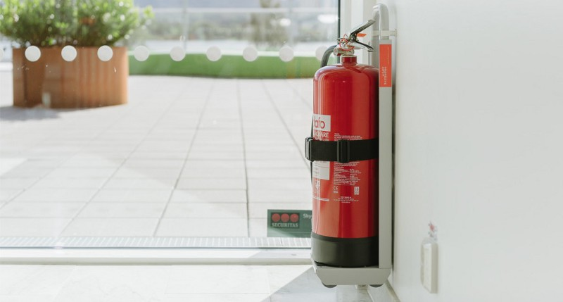 progressive - Stockholm County Council equips its conference rooms with E-Z Extinguish